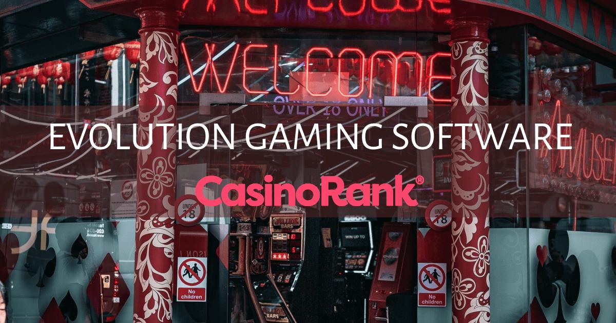 Best 125 Evolution Gaming New Casinos 2021